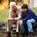 O que os netos podem aprender com a doença dos avós?