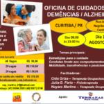 OFICINA DE CUIDADOS EM DEMÊNCIAS / ALZHEIMER