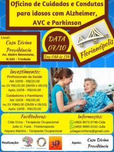 Oficina de Cuidados em Demência / Alzheimer