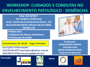 Workshop cuidadores